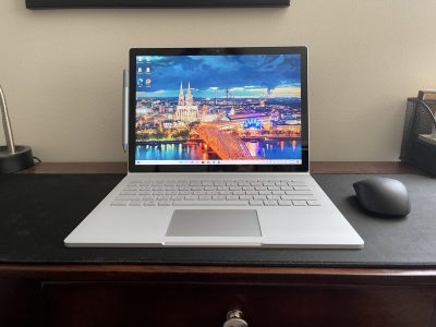 A High School Student's Look at the Surface Book 3