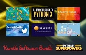 Python Superpowers Software Bundle
