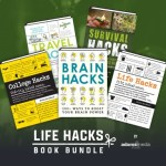 Hack Your Life with $415 worth of guides from Adams Media!