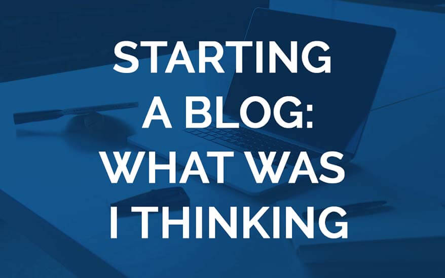 Starting a blog for beginners - my experience