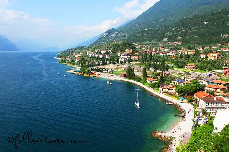 Malcesine is not to be missed