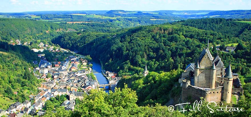 Best ideas for day trips from Luxembourg