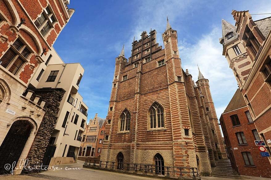Vleeshuis Antwerp