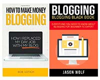Books about blogging