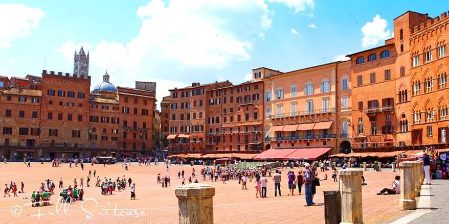 Il Campo in Siena