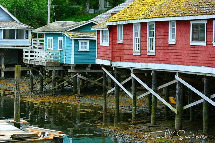 Telegraph Cove Canada