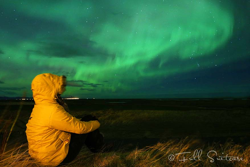 How to find and photograph Northern Lights in Iceland, Finland, Alaska or Canada. Practical tips and sample camera settings to help you capture auroras as a pro!