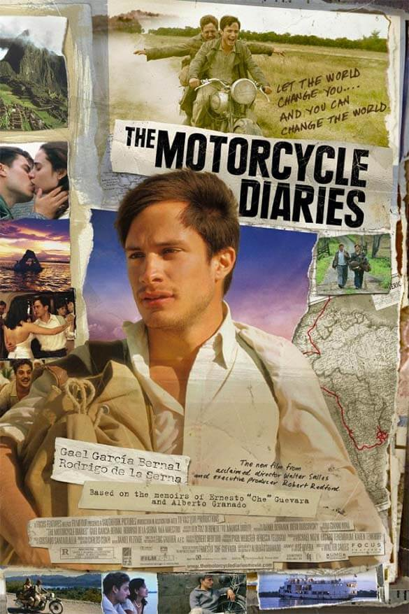 The Motorcycle Diaries - the movie