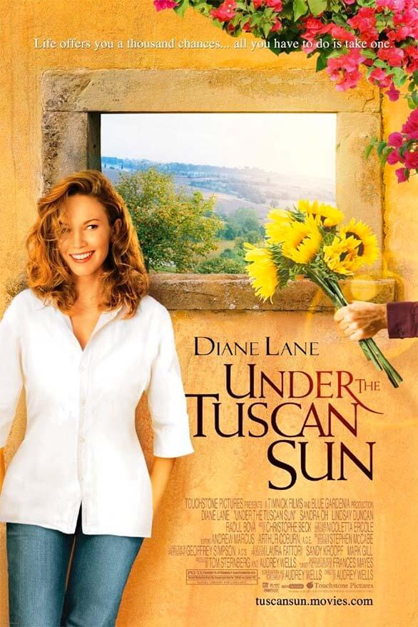 Under The Tuscan Sun - the movie that will get you planning a trip to Italy