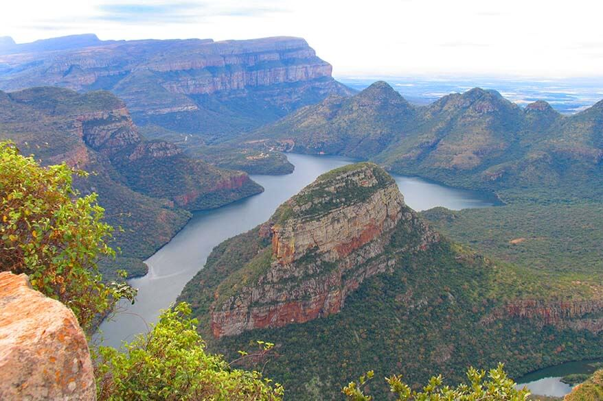 Panorama Route in South Africa