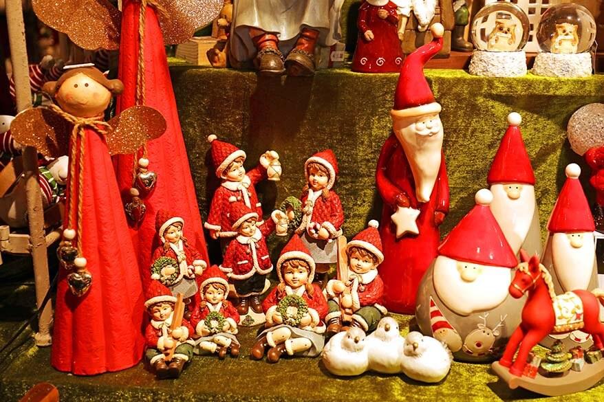 Leuven Christmas Market and Winter Wonderland  Belgium