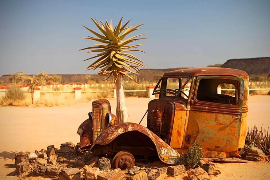 Canyon Roadhouse Namibia
