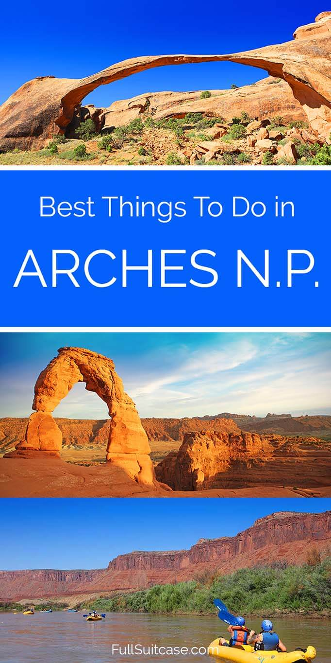 Best family-friendly things to do in Arches National Park in summer - Utah, USA