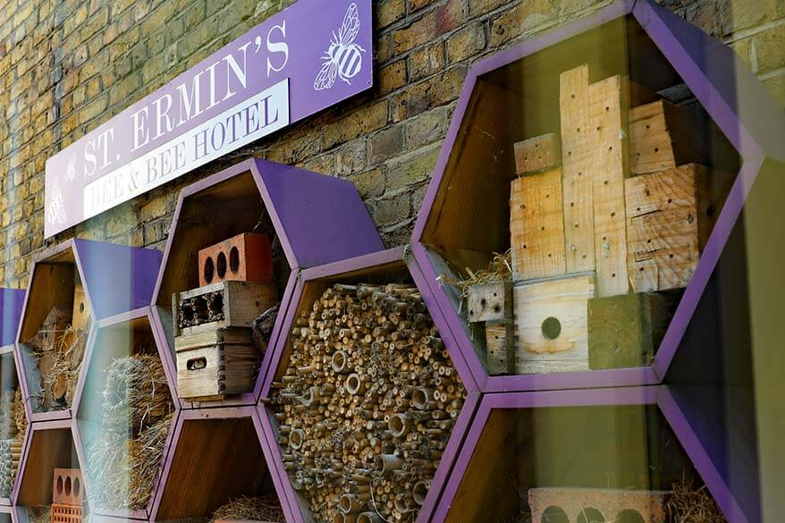 St Ermin's Bee and Bee Hotel