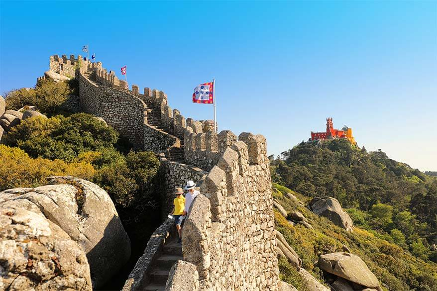 The best Sintra itinerary for one, two, or three days