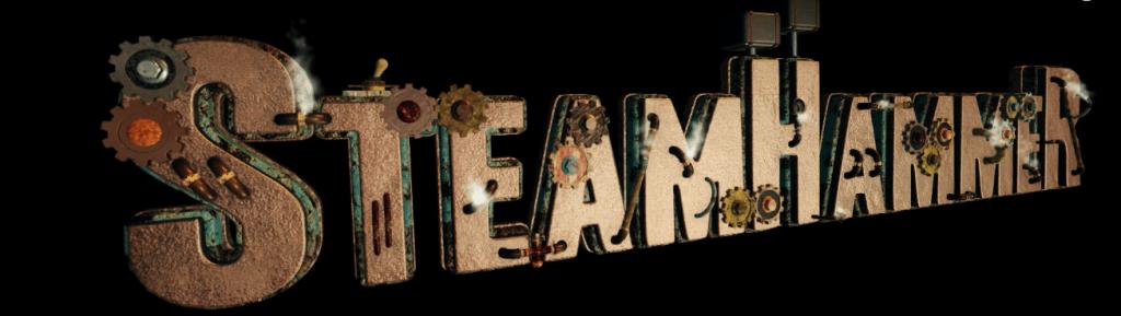 Steam Hammer logo