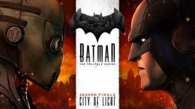 Batman The Telltale Series Season FInale City of Light