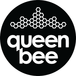 Queen Bee Games logo