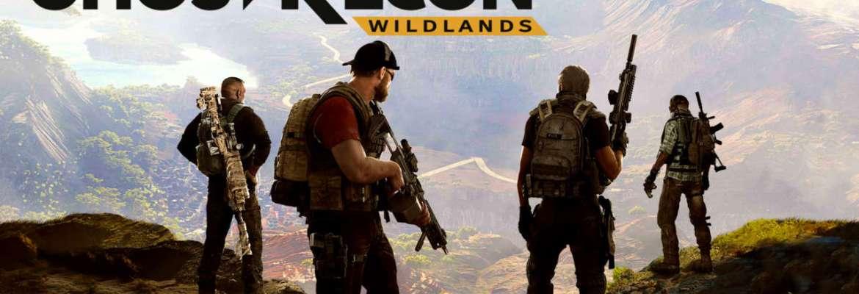 Tom Clancy's Ghost Recon Wildlands logo
