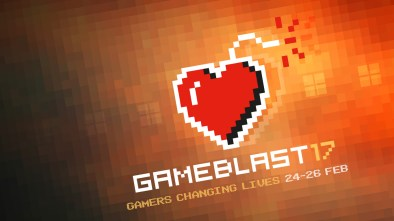 Gameblast 17 logo