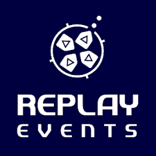 Replay Events logo