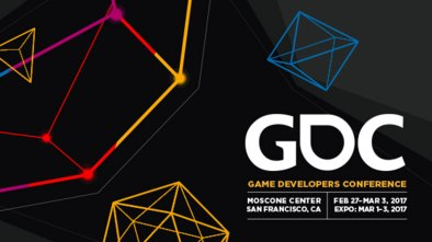 Game Developers Conference 2017 logo and poster showing dates