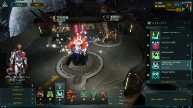 Starship Troopers: Dropzone gameplay footage