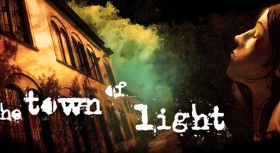 The Town of Light Logo