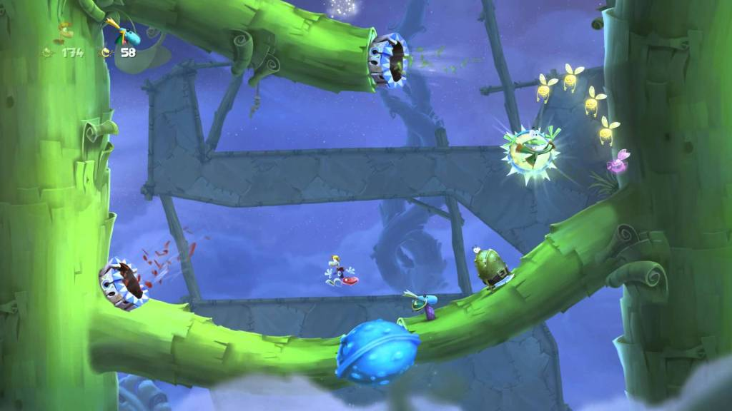 Rayman Legends is a fun game great for school children
