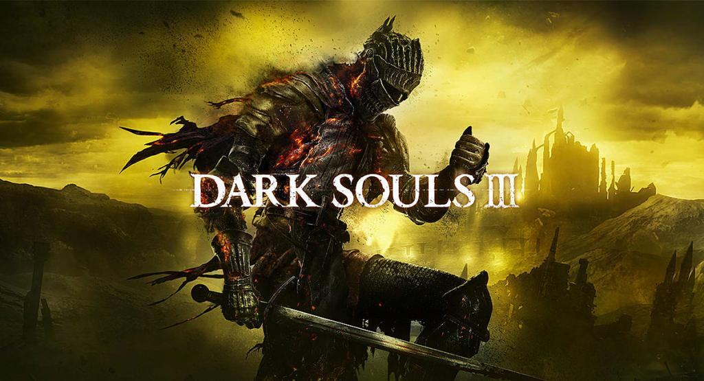 Dark Souls 3 game cover