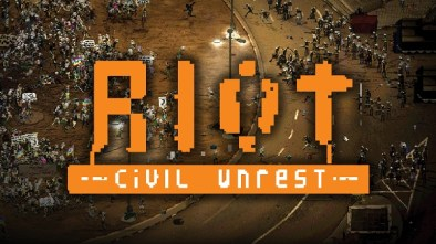 RIOT Civil Unrest logo