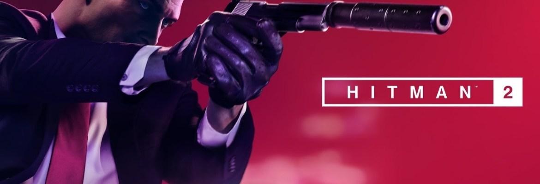 Hitman 2 logo