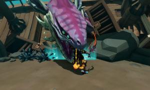 RuneScape the shadow reef beast