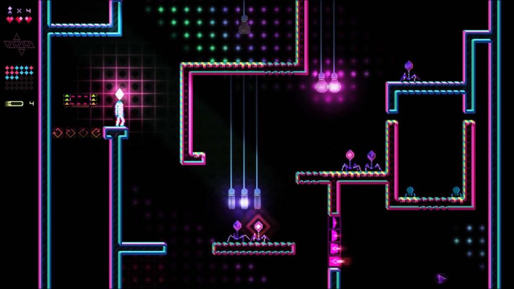 Octahedron Switch Gameplay