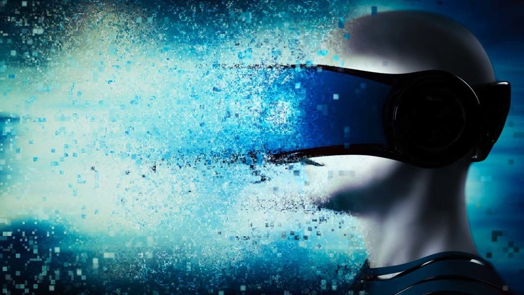 Virtual Reality can be used for things like work and porn games