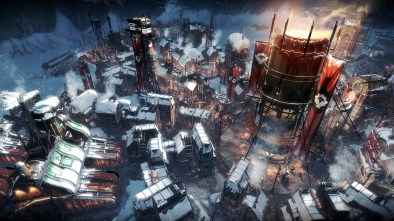 Frostpunk artwork