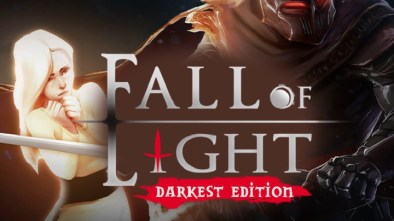 Fall of Light Darkest Edition logo