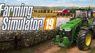 Farming Simulator 19 logo