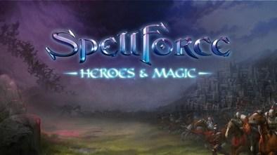 SpellForce - Heroes & Magic logo