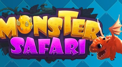 Monster Safari logo