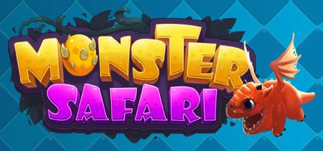 Monster Safari logo