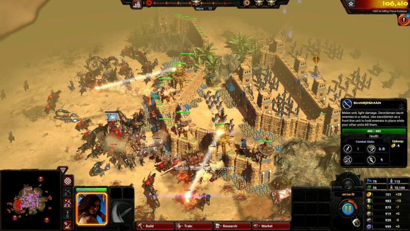 Conan Unconquered gameplay