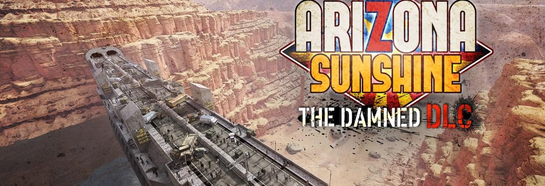 Arizona Sunshine The Damned DLC Key Art