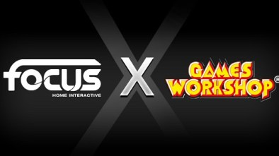 Focus Home Interactive Games Workshop logo