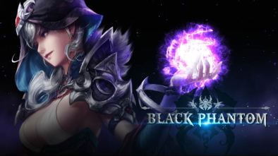 MU Legend's new character Black Phantom