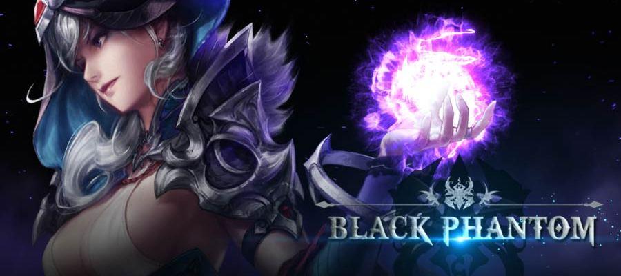 MU Legend's new character Black Phantom