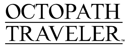 Octopath Traveller logo