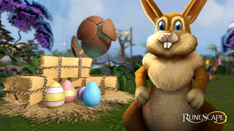 RuneScape Egg-cellent Easter fete