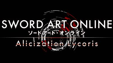 Sword Art Online Alicization Lycoris logo