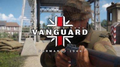 Vanguard: Normandy 1944 logo